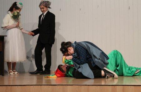 Спектакль «Праздник кота Варфоломея», детская театральная студия при Зимнем театре, руководитель М. Чумаков