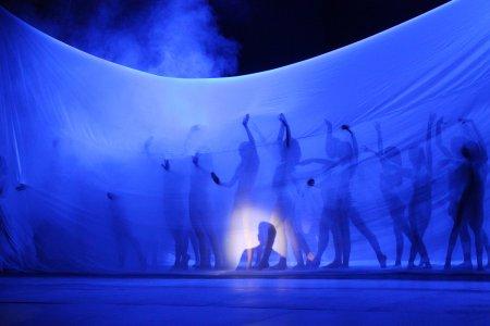 """""""Элизиум теней"""". Отчётный концерт студии хореографии """"Stage""""."""