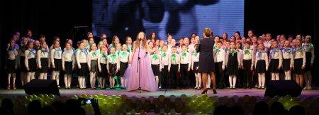 Юбилейный концерт, посвящённый 80-летию ДШИ им. Я. Флиера